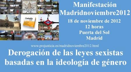 Convocatoria manifestación Madridnoviembre2012 Banner2012-3
