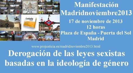 Convocatoria manifestación Madridnoviembre2013 Banner2013-3
